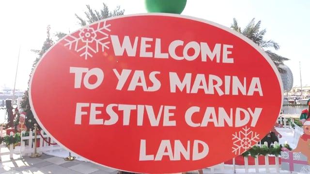 Yas-Marina-Festive-Candyland