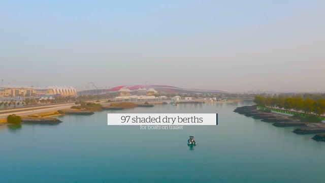 Yas Marina - Dry Berth