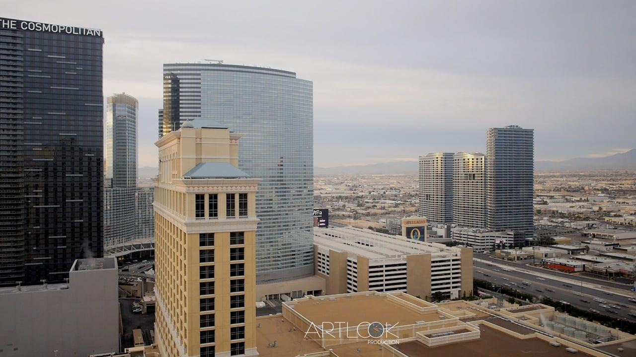 Las-Vegas (time-lapse night/day)