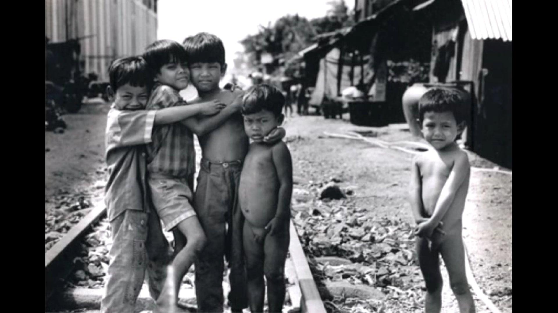 Famille du Cambodge