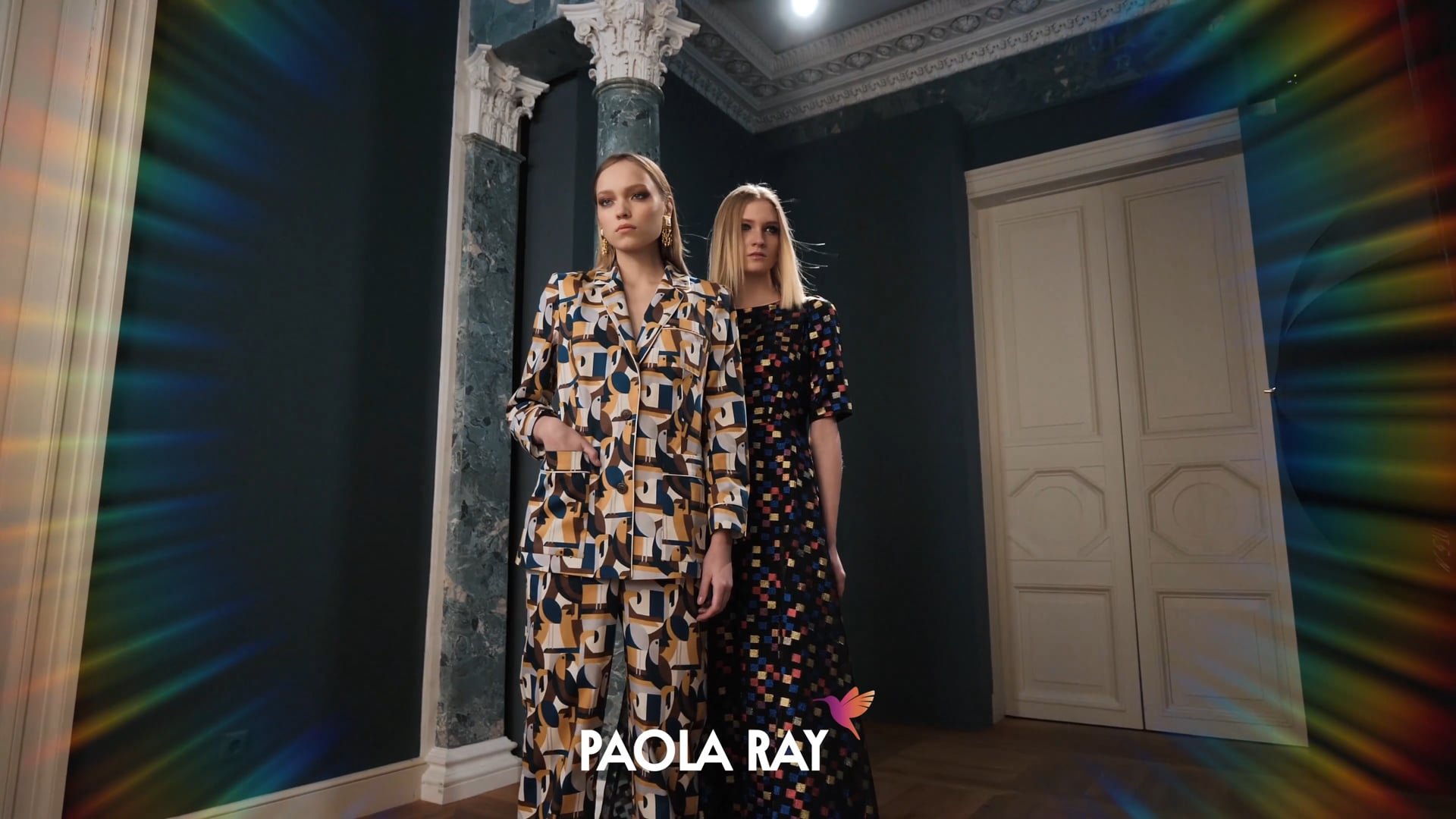 Paola Ray lookbook