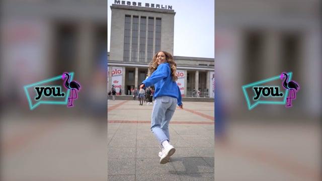 Instagramproduktion (Hochkant) - YOU 2019