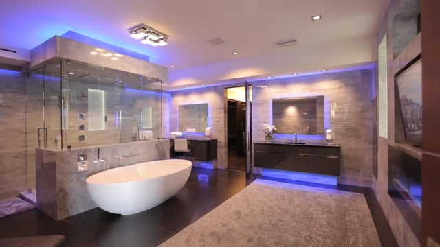 Graff Sade Collection in Bel Air Luxury Home