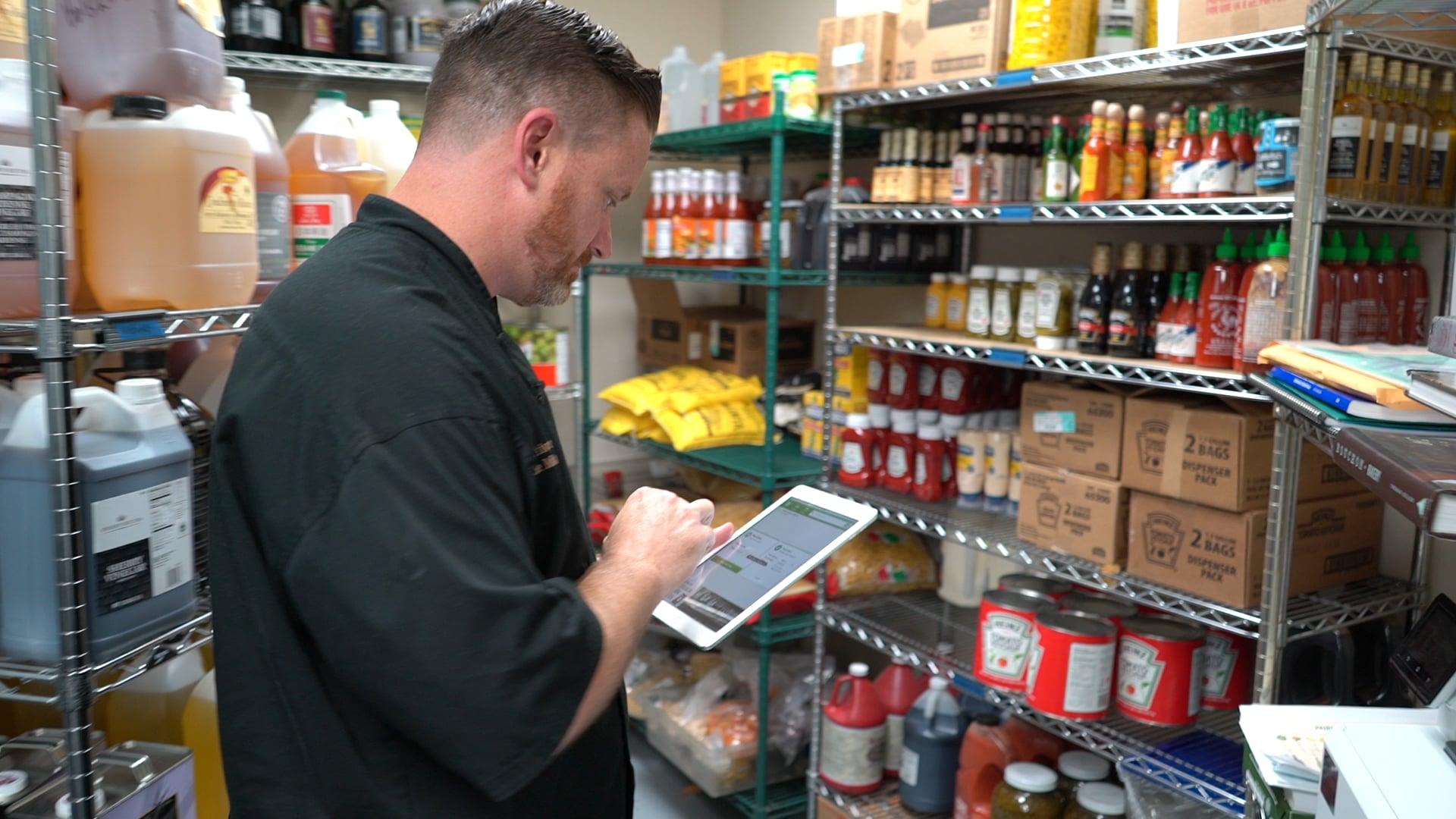 Chef Joe Martin - US FOODS