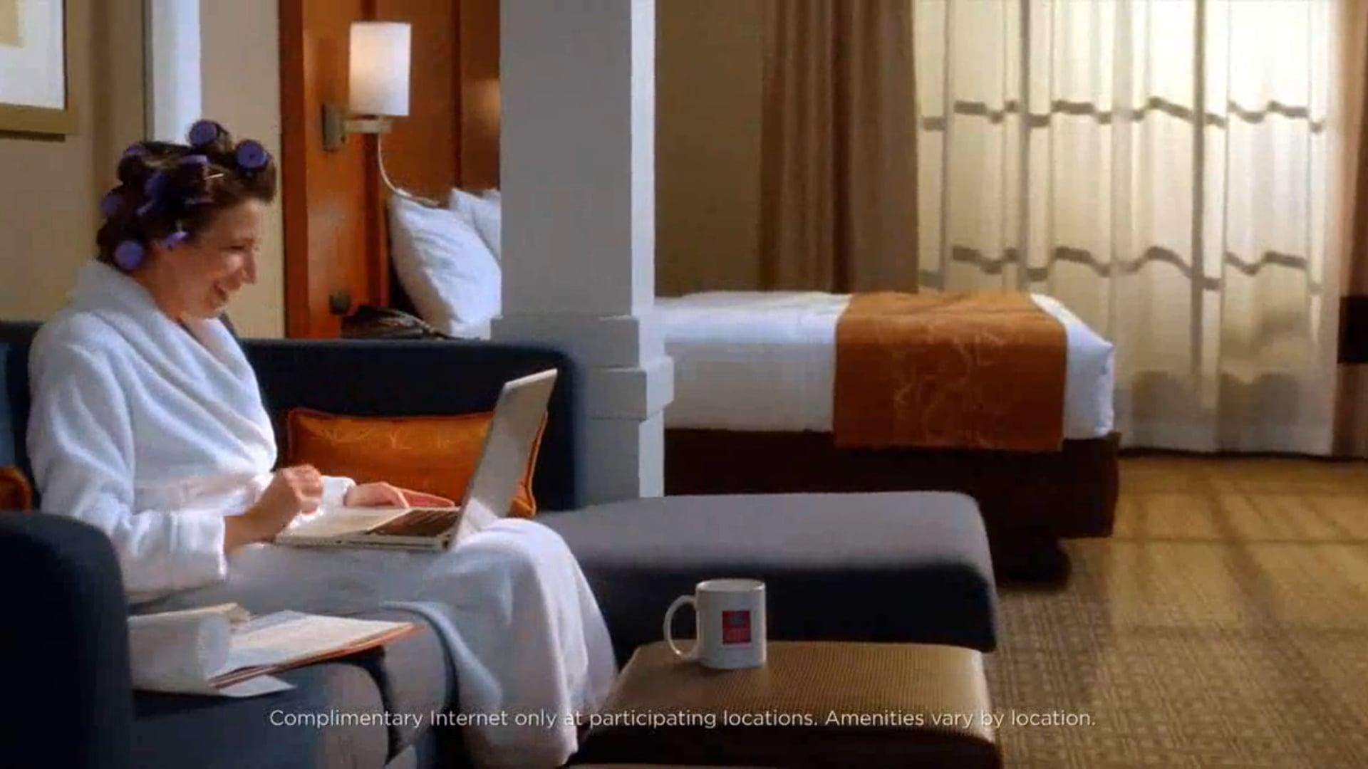 Choice Hotels Spot