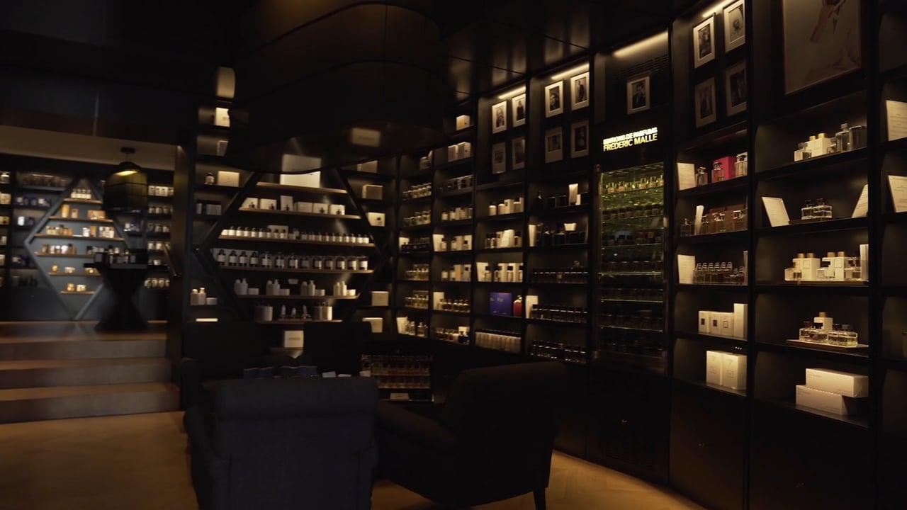 Parfumerie – Senteurs d'Ailleurs
