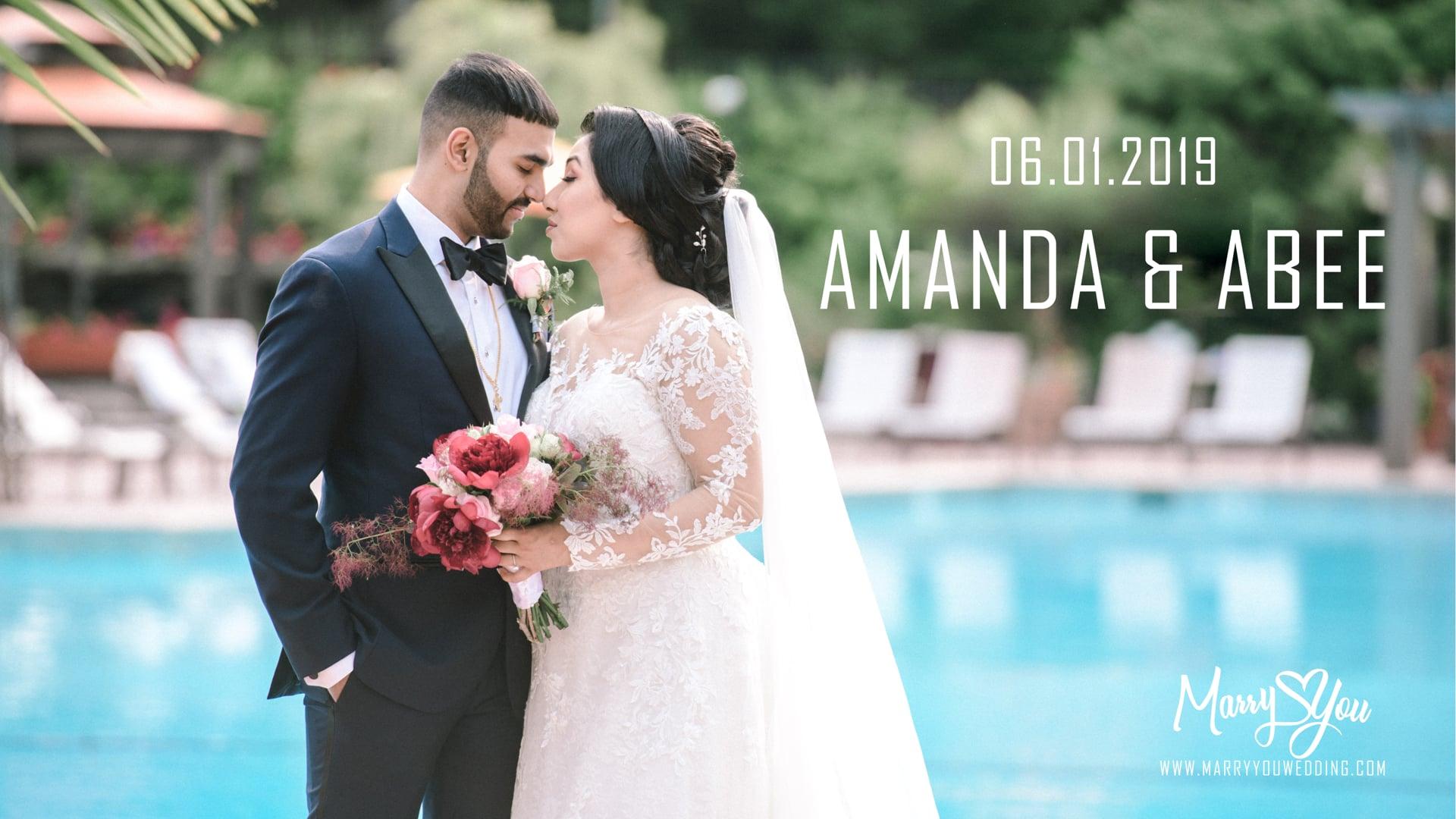 Amanda & Abee 06-01-19 Same Day Editing