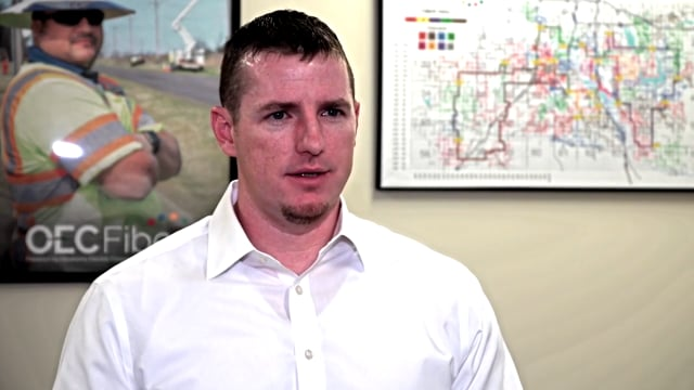 Oklahoma Electric CEO, Patrick Grace