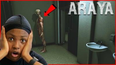 What The Fluff Is Going On?! (Araya Walkthrough Ep.5)