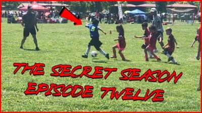 Coach Mav In The Building! LyVel's 1st Soccer Game! - (The Secret Season Ep.12)
