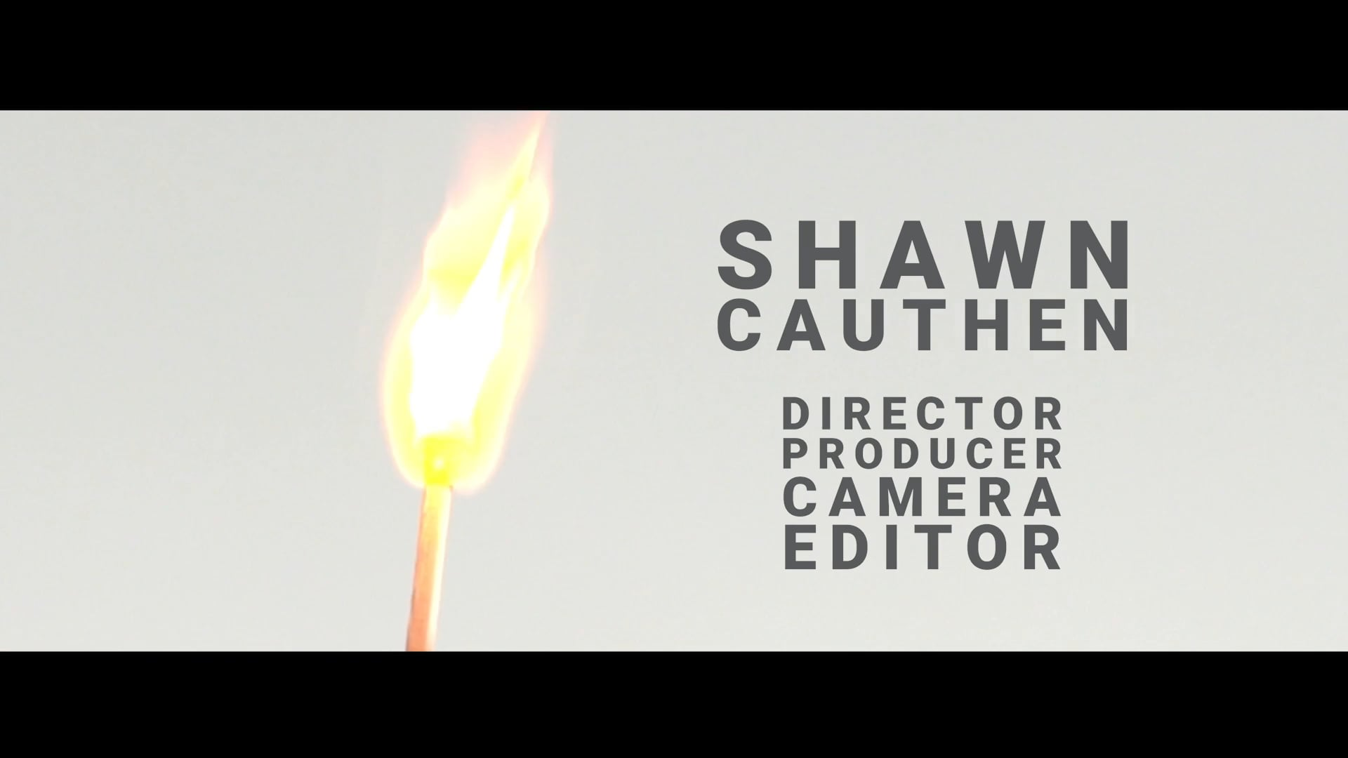 Shawn Cauthen's Reel - texasmoviedirector@gmail.com