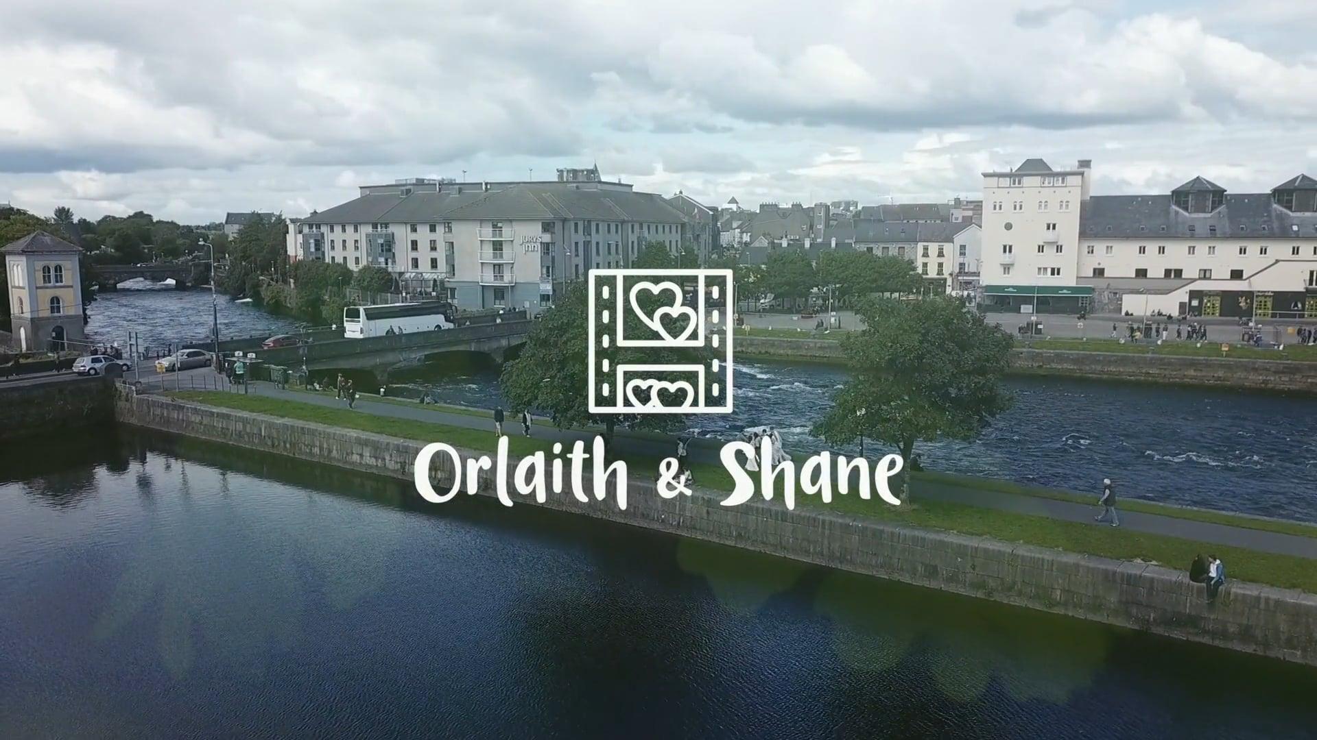 Orlaith & Shane's Instagram Film