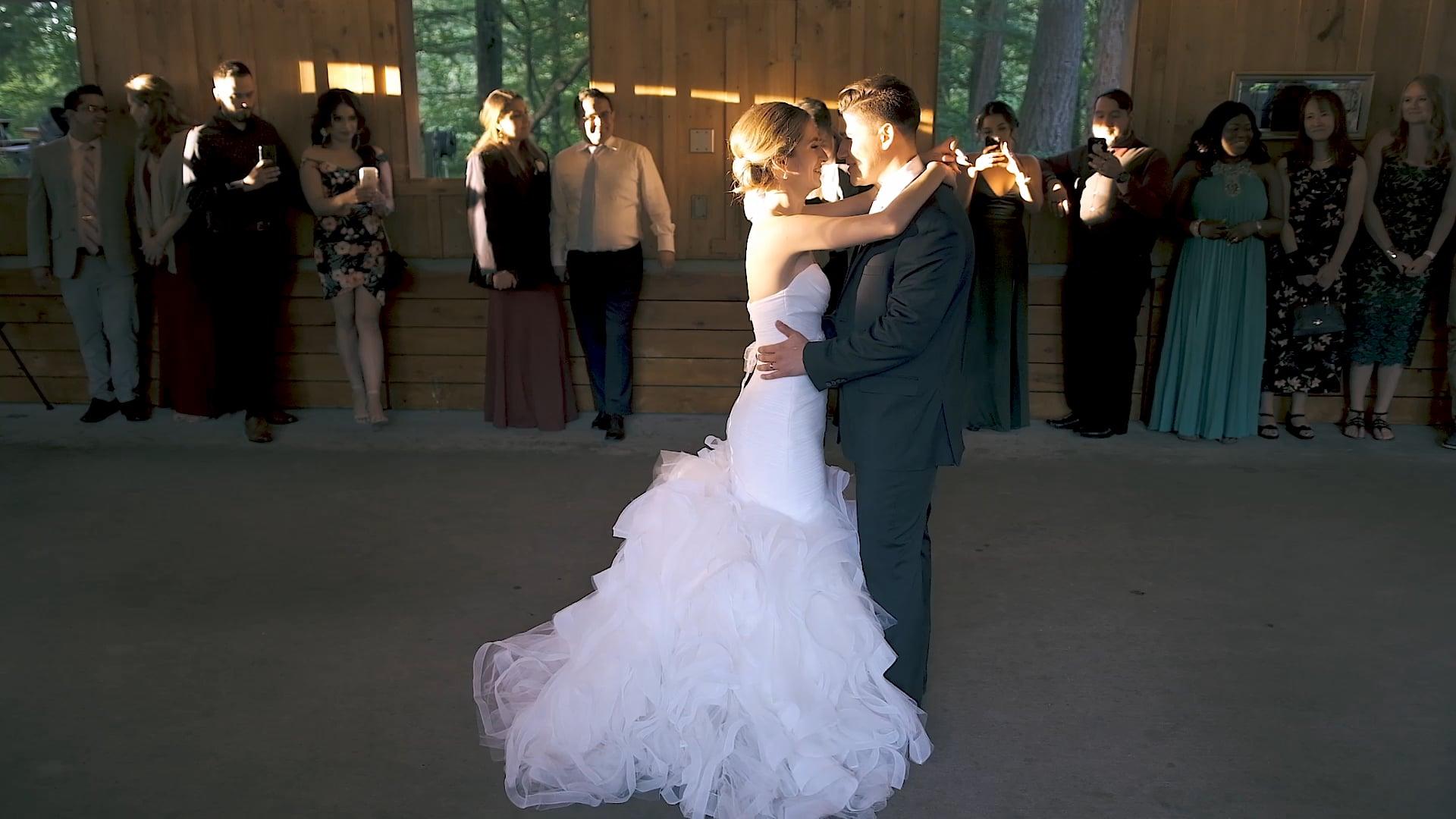 Elisa + Christian // Highlight Reel // Bridal Veil Lakes