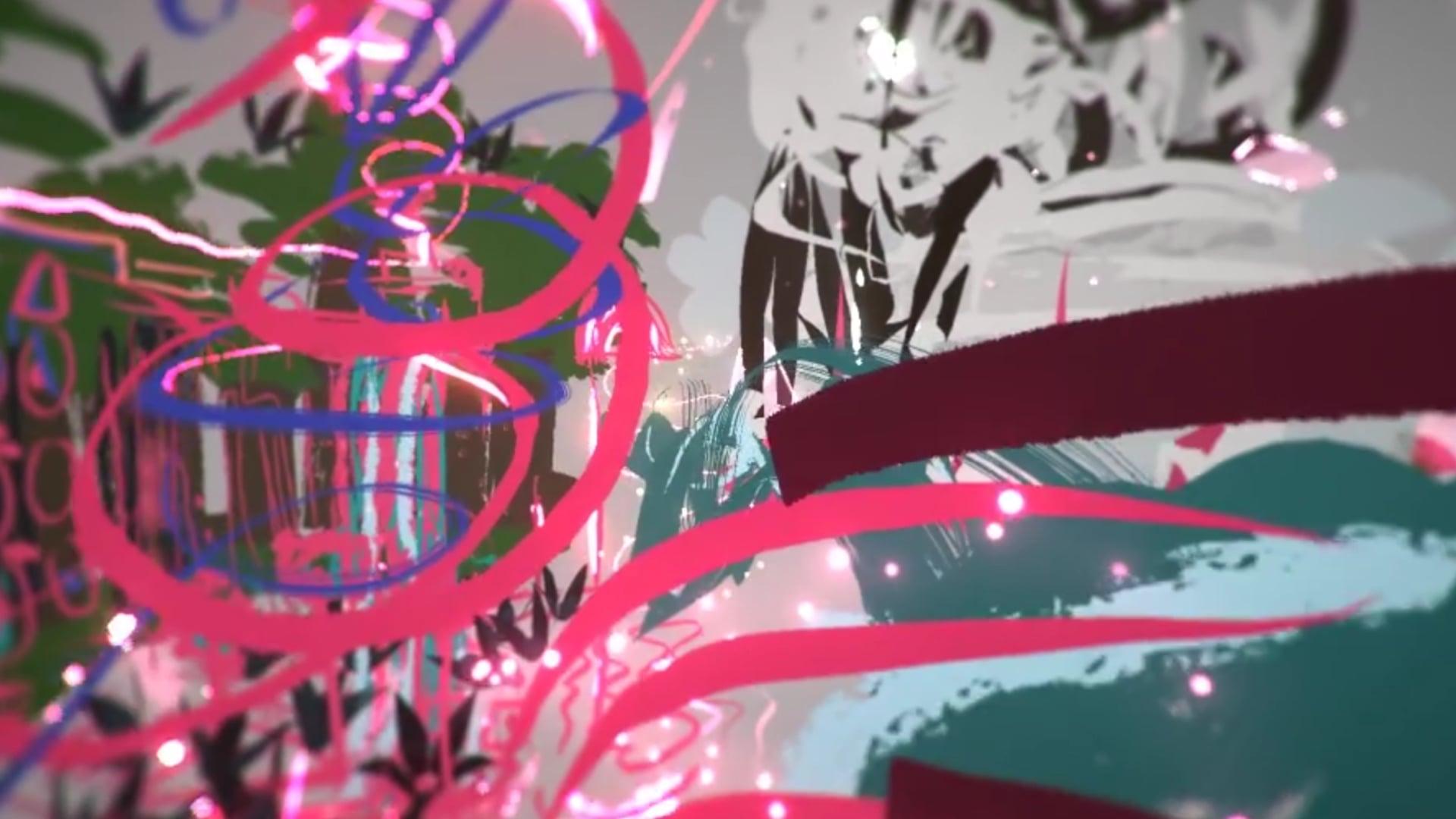 """Exploring Afro-futurism"" VR Experimental Video"