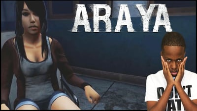 I'm WAYYYY Out of My Comfort Zone! - (Araya Walkthrough Ep.7)