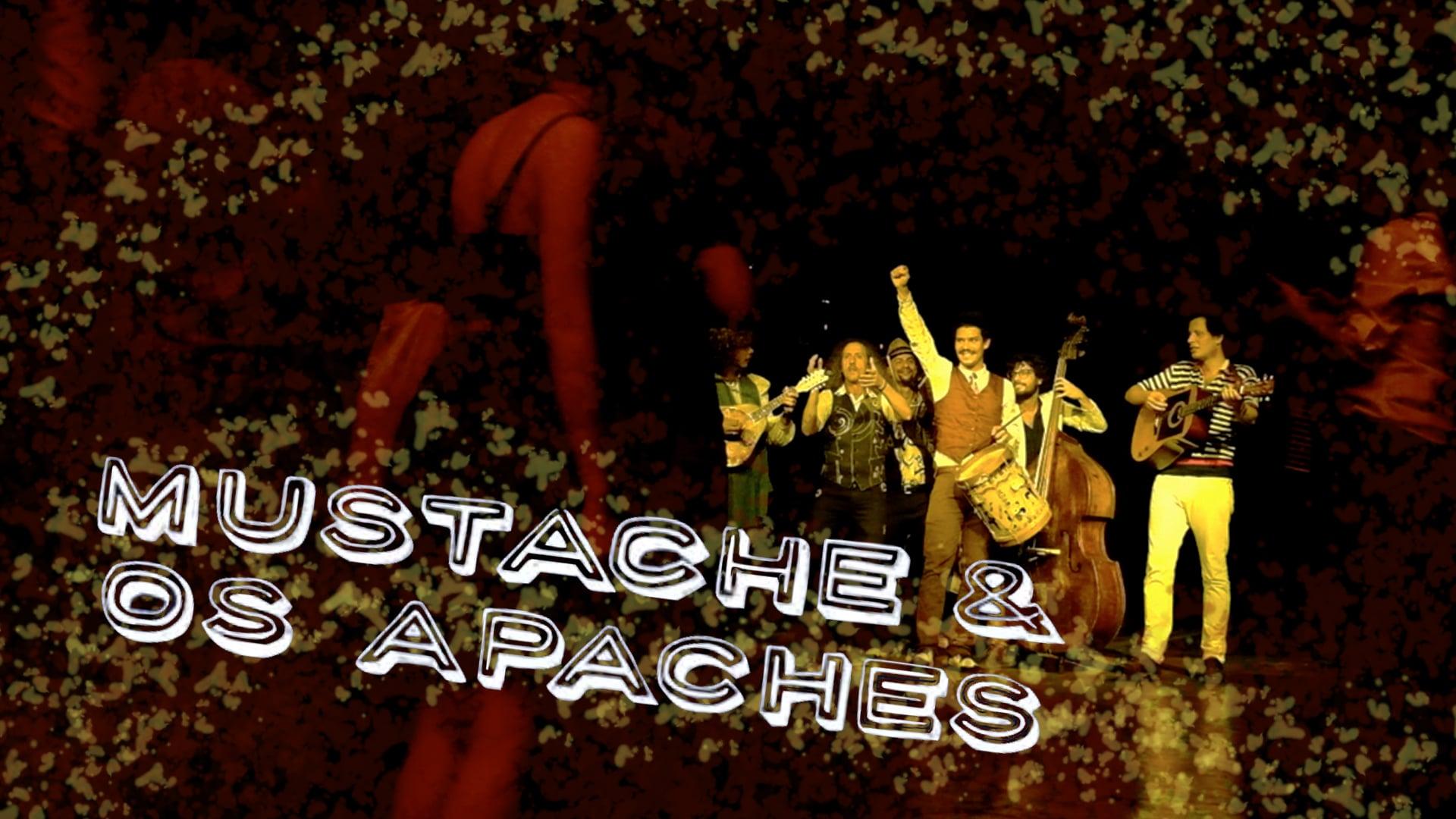 "Medley - Mustache & os Apaches - Show do disco ""3"""