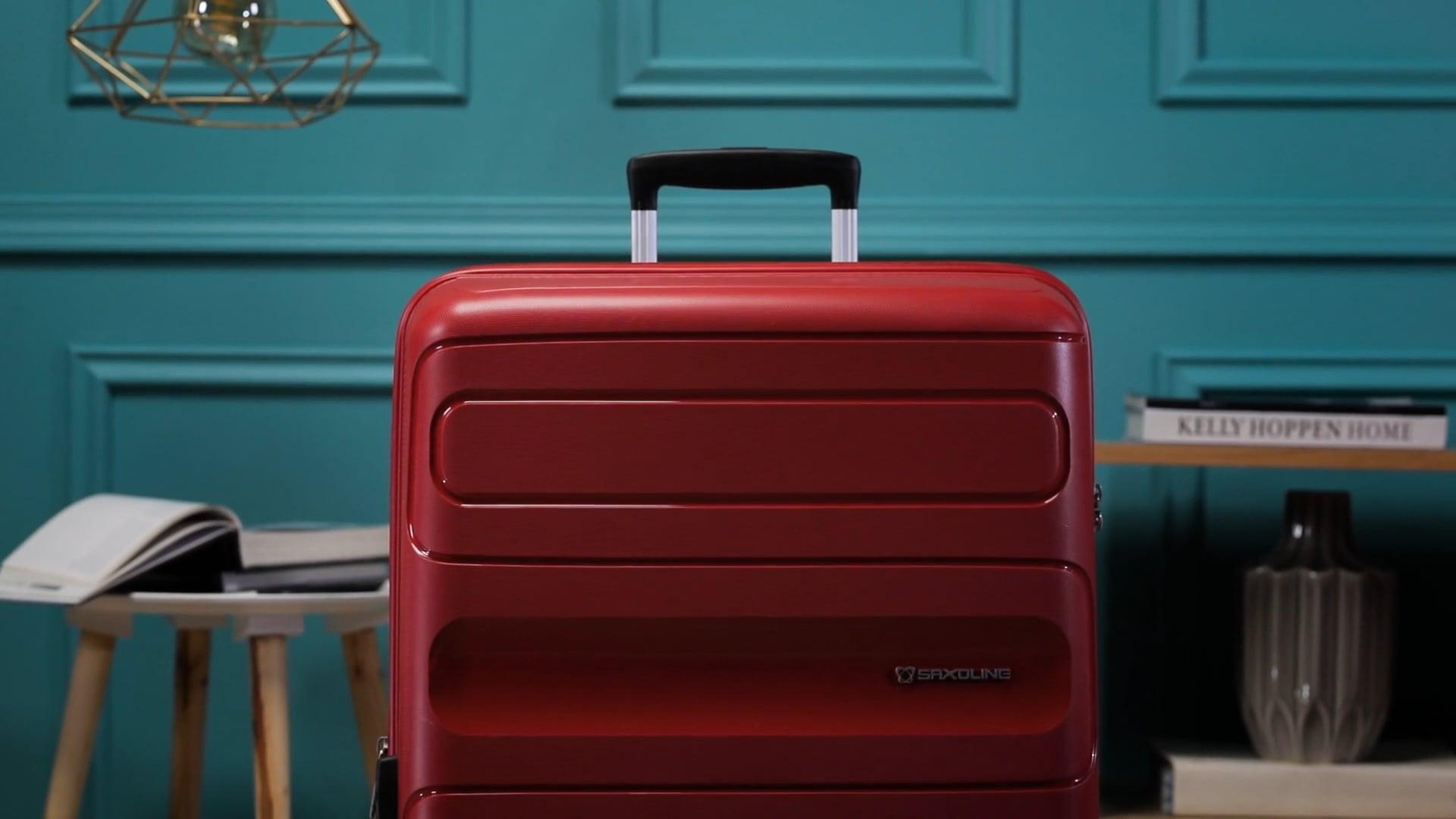 Saxoline colección maletas