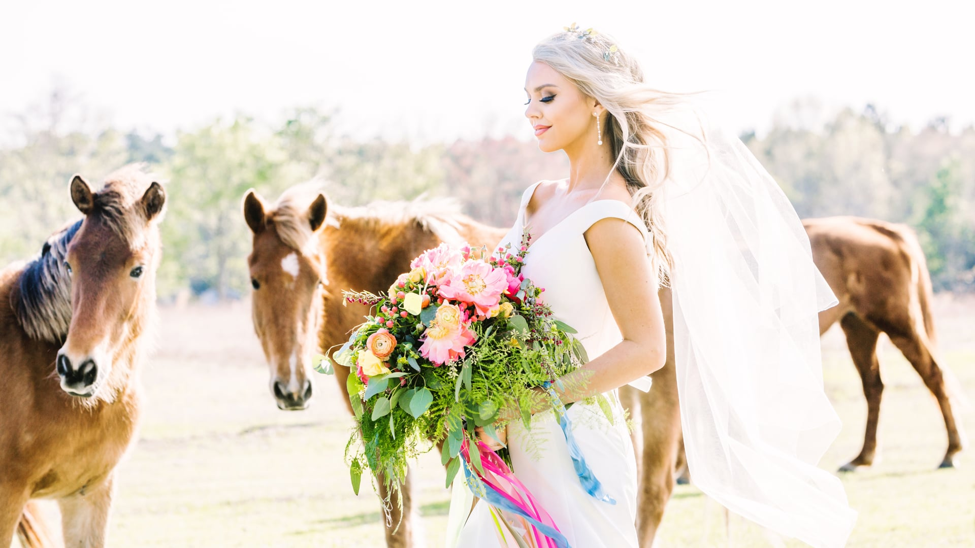 Wildhorse at Parker Farms Styled Shoot Promo