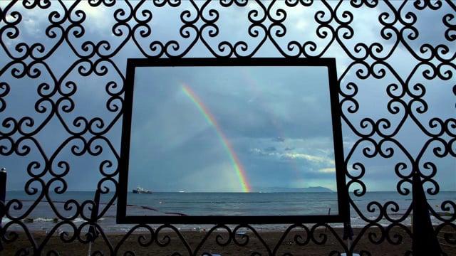 Rainbow Timelapse
