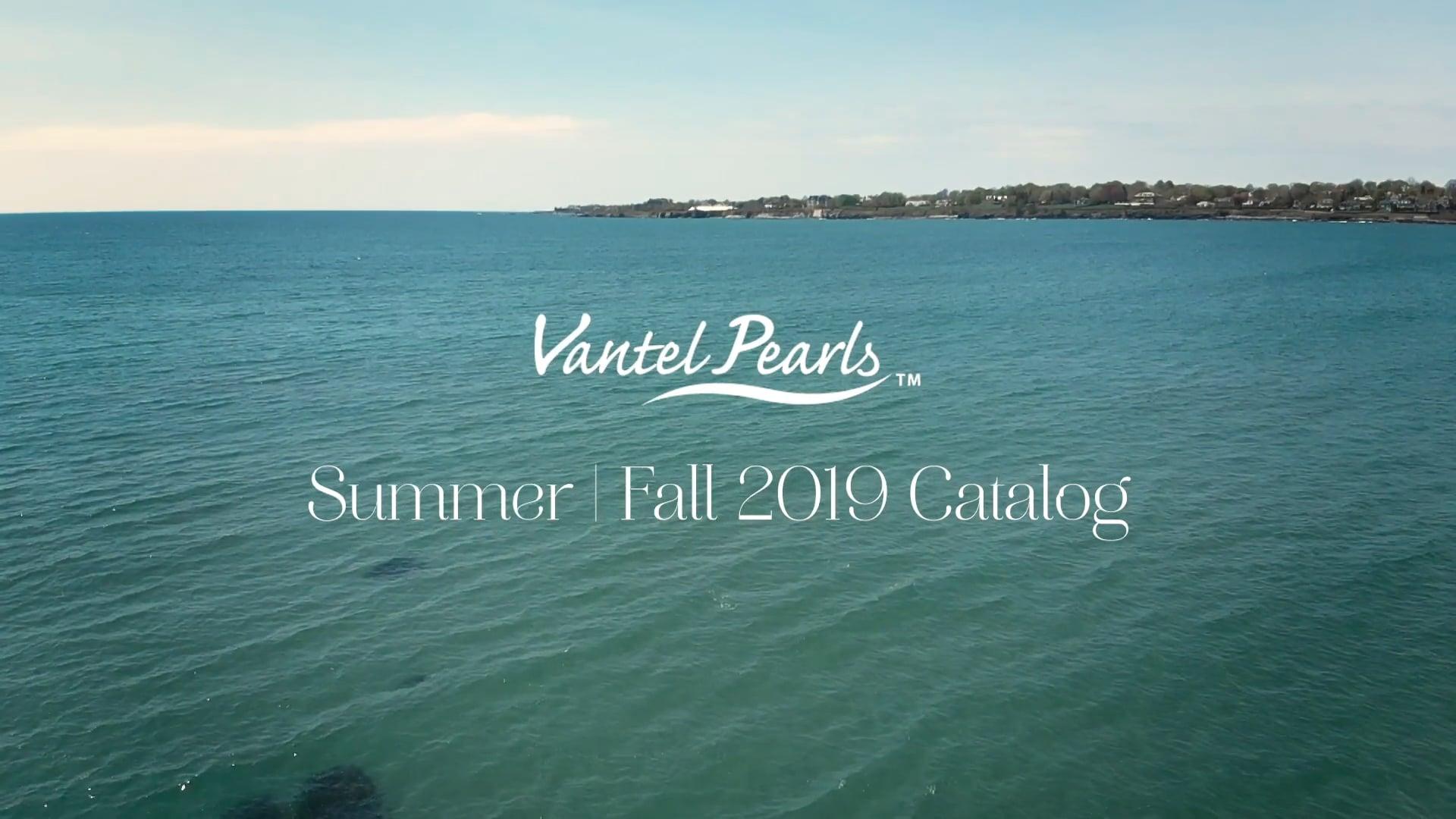 Vantel Pearls 2019 Summer   Fall Catalog