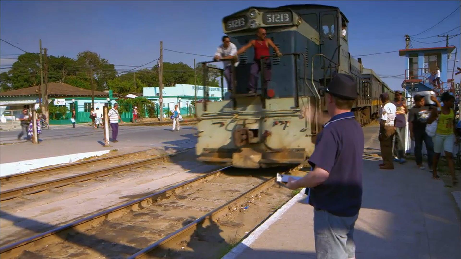 Train to Cienfuegos