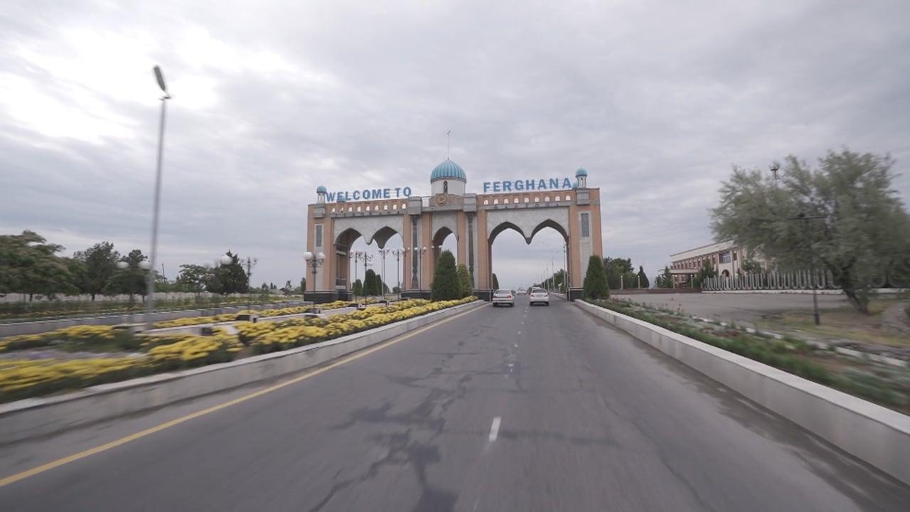 Embarquement: Ouzbékistan - La vallée de Ferghana