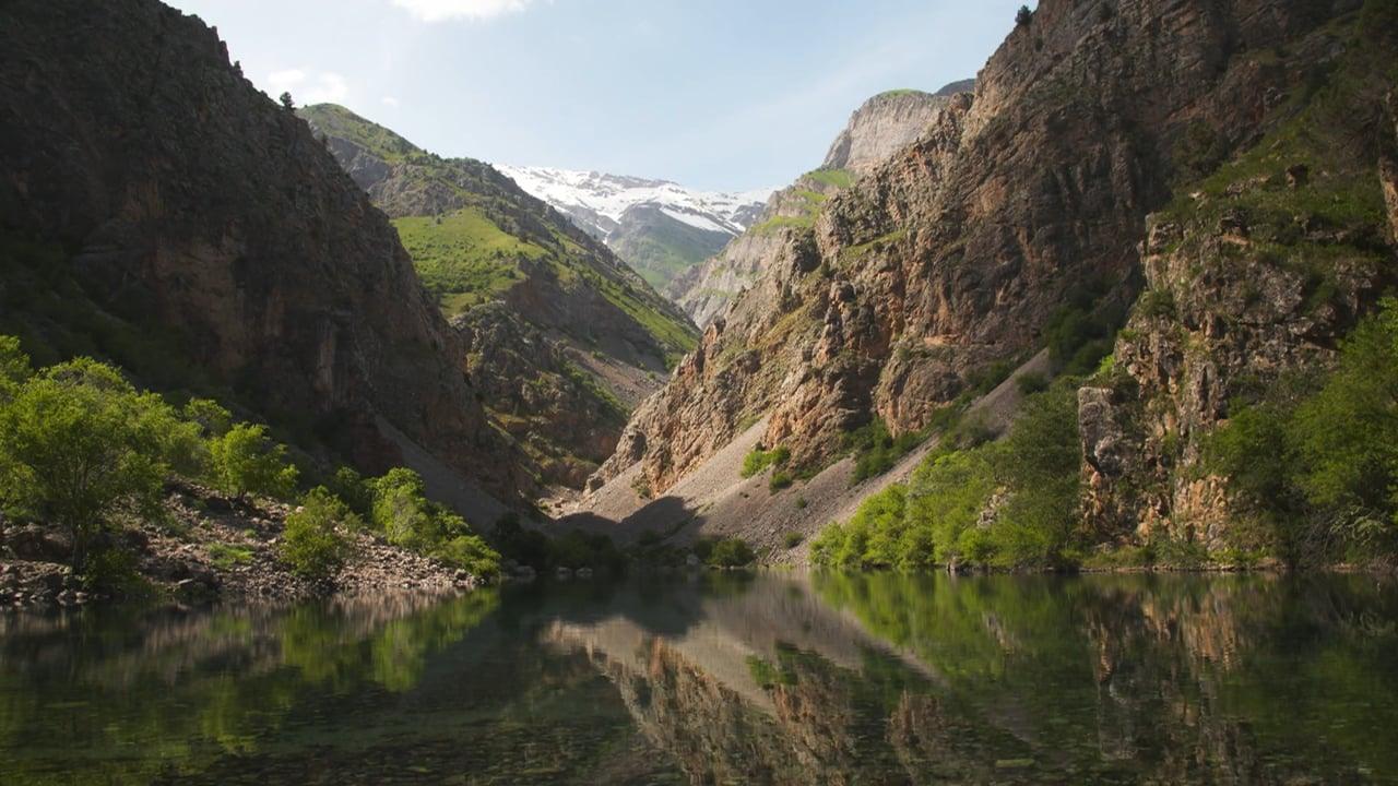 Embarquement: Ouzbékistan - Les montagnes de Tachkent