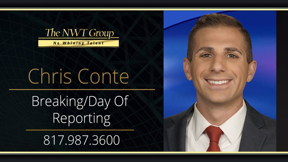 """Breaking/""""Day of"""" Reporting"""