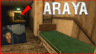 This Monster Is Trying To Kill Me! (Araya Walkthrough Ep.9)