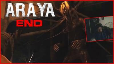 It's Finally Over! (Araya Walkthrough END)