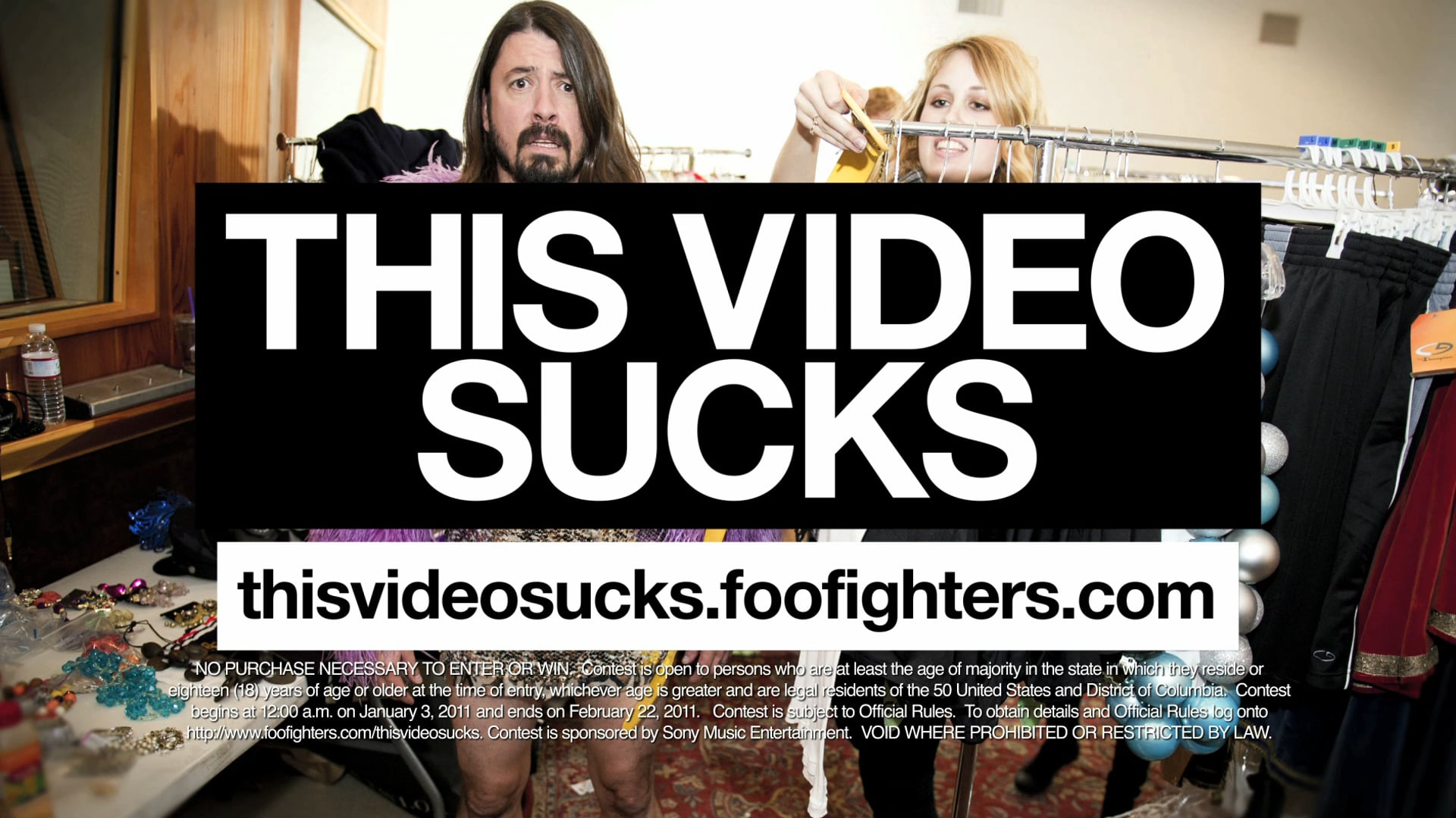 FOO FIGHTERS & KATHY GRIFFIN