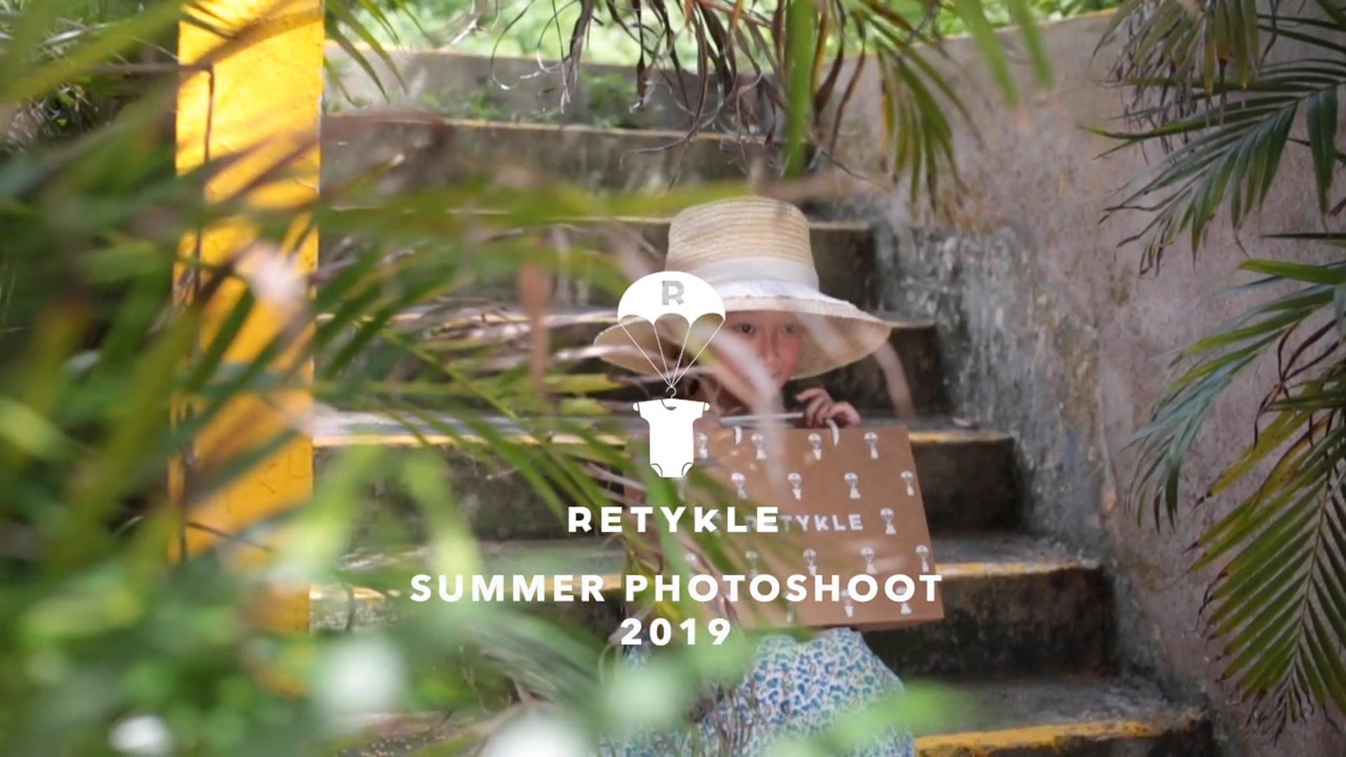 Retykle Summer '19 BTS
