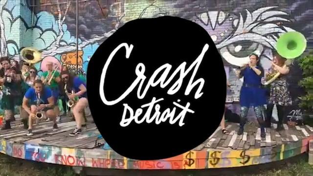 Crash Detroit 2019