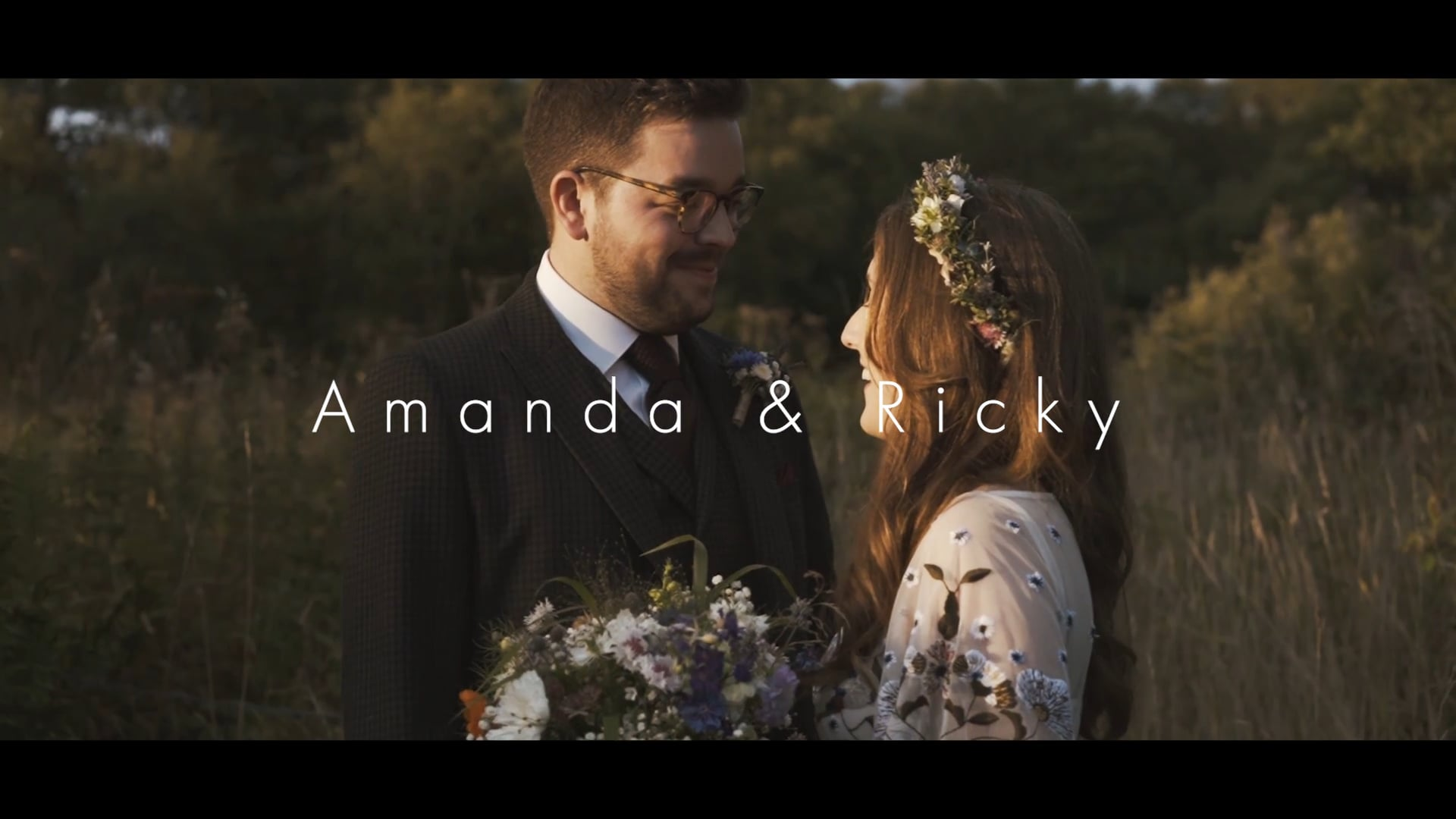 Amanda & Ricky Highlights 1.9.18