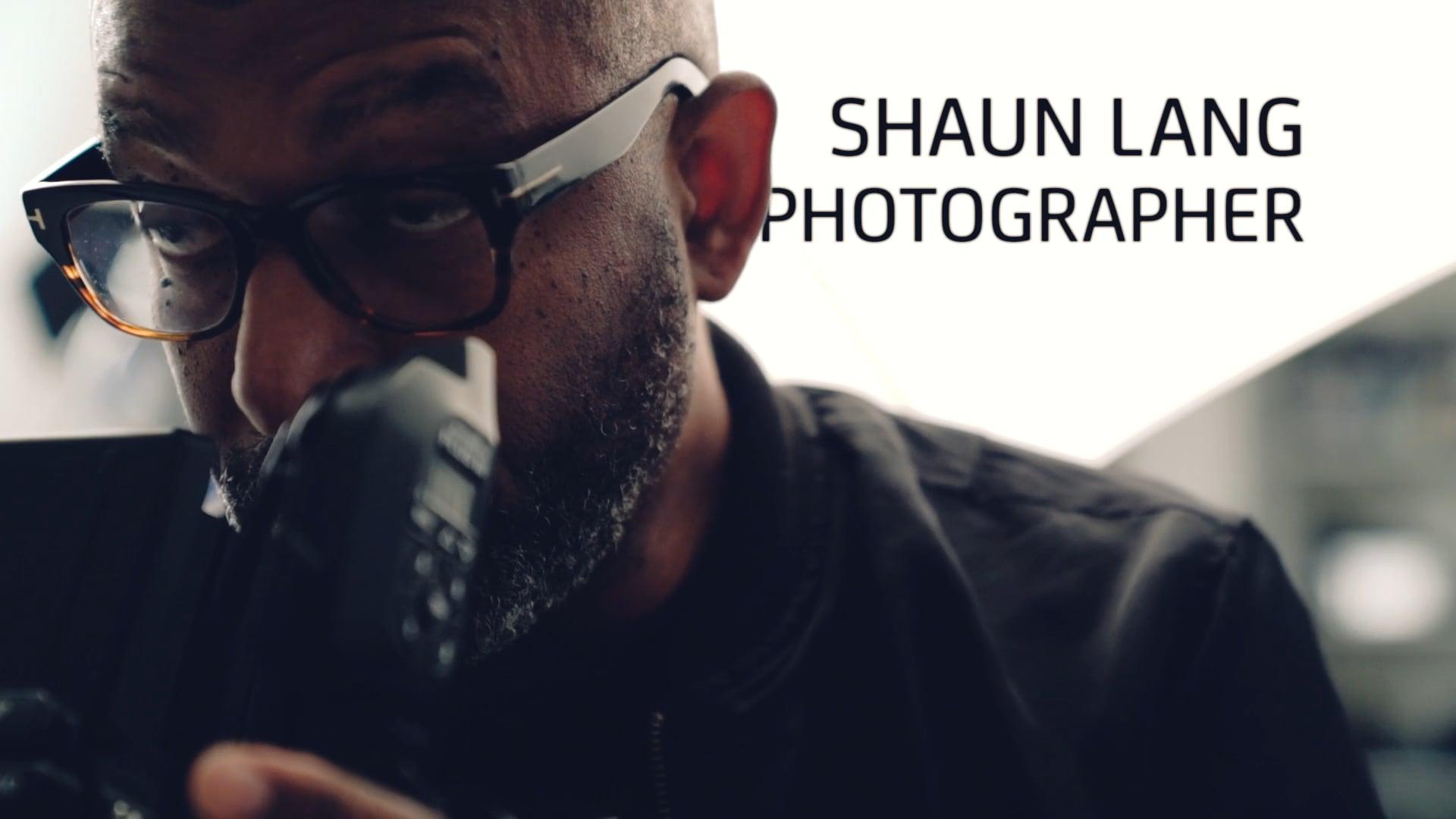 Photographer Spotlight: Shaun Lang