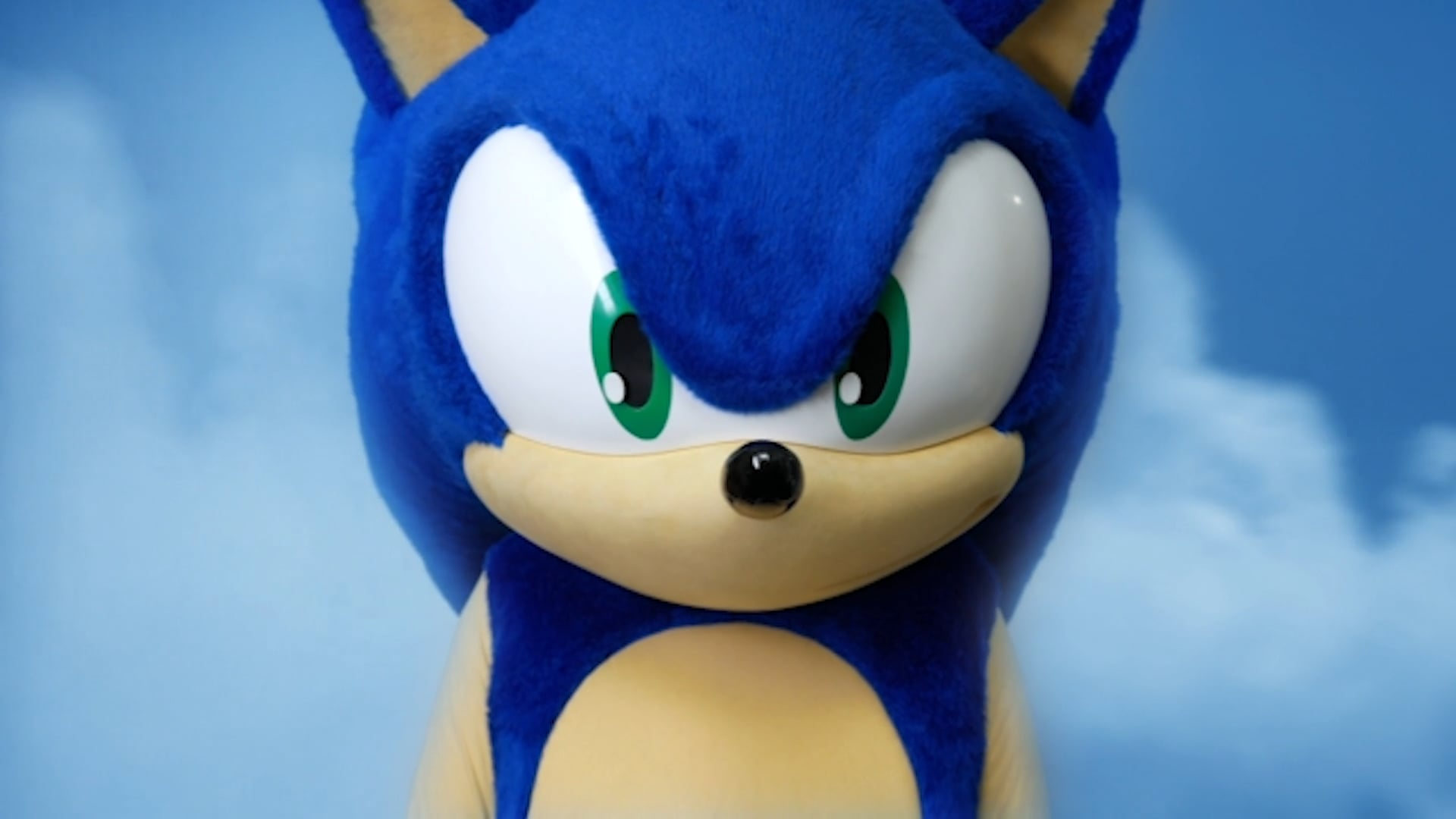 Sonic the Hedgehog: Adult Swim Commercial