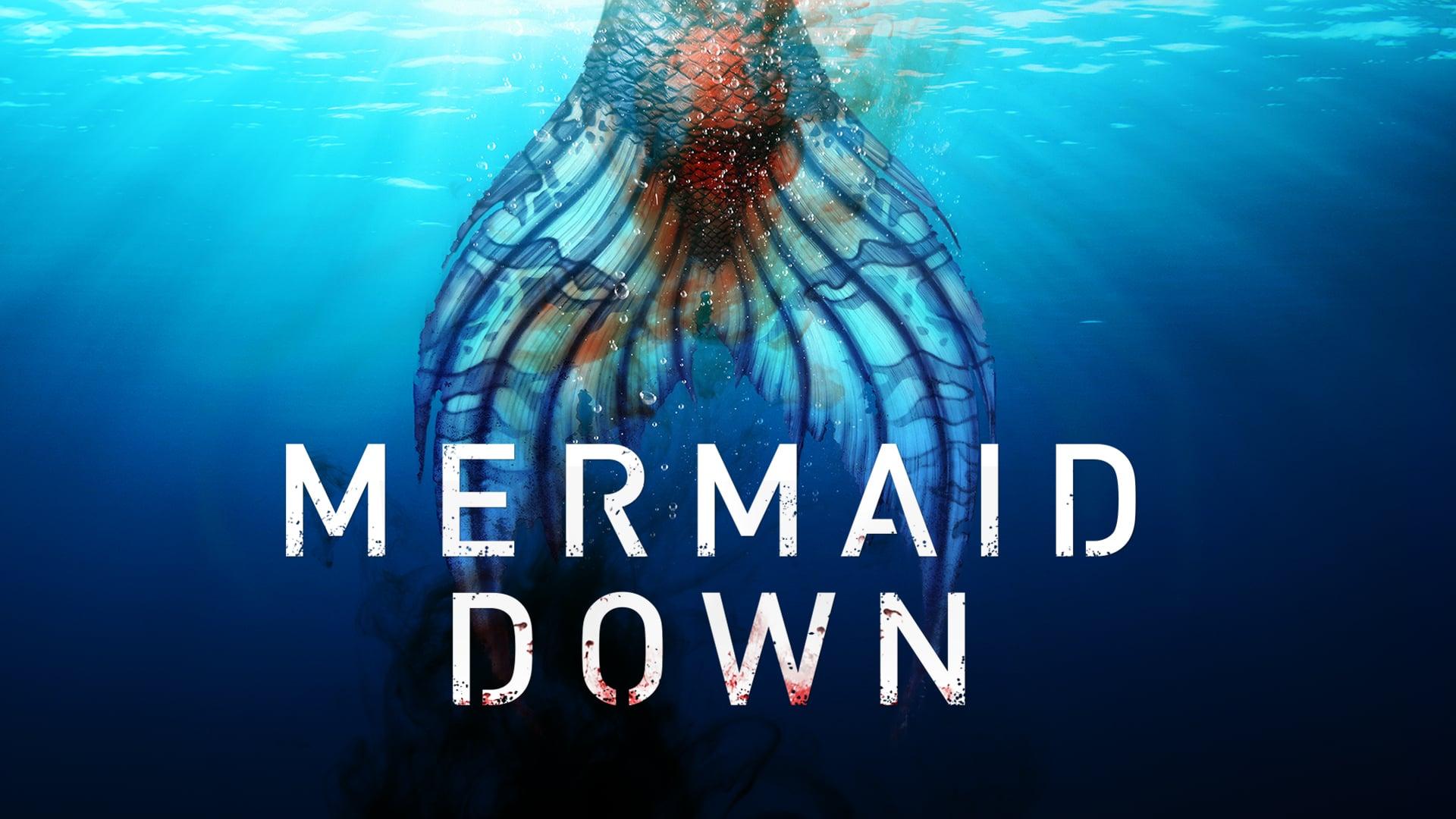Mermaid Down Trailer