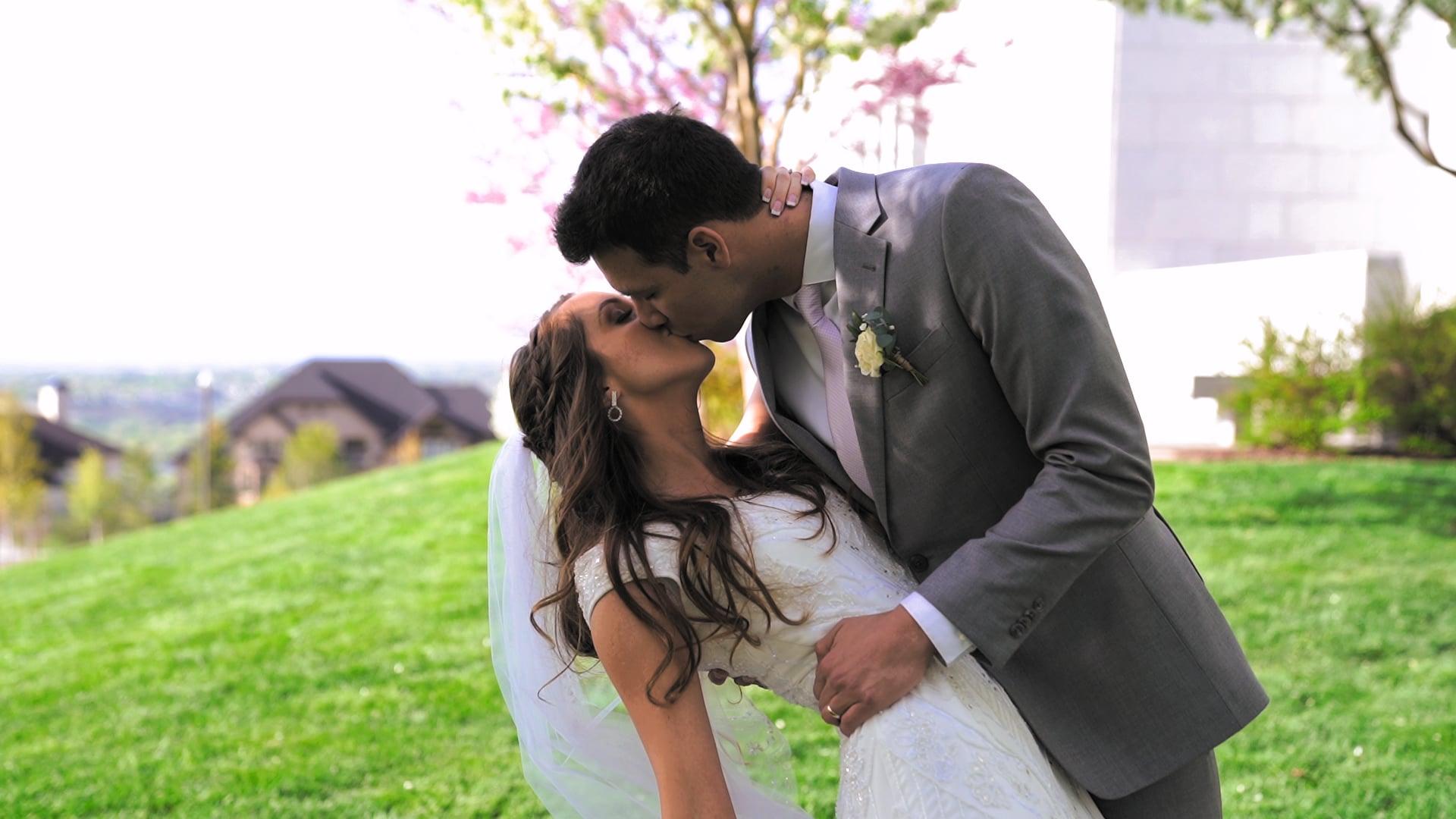 Wedding - Sydney & Clayton