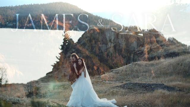 James + Sara