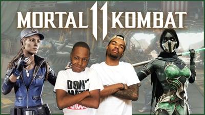 Getting Ready For The Mortal Kombat 11 Ninja Tournament!