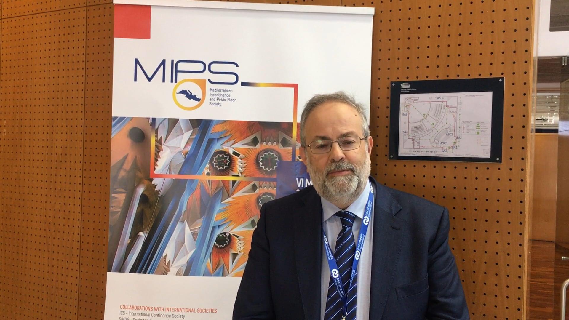 Enrico Finazzi Agrò - Faculty Member @ MIPS ANNAL CONGRESS 2019   Barcelona - English