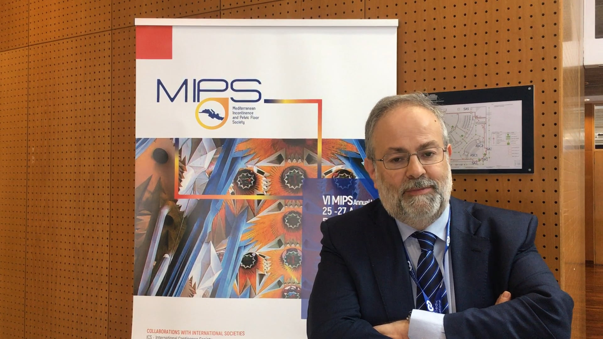 Enrico Finazzi Agrò - Faculty Member @ MIPS ANNUAL CONGRESS 2019   Barcelona - Italian