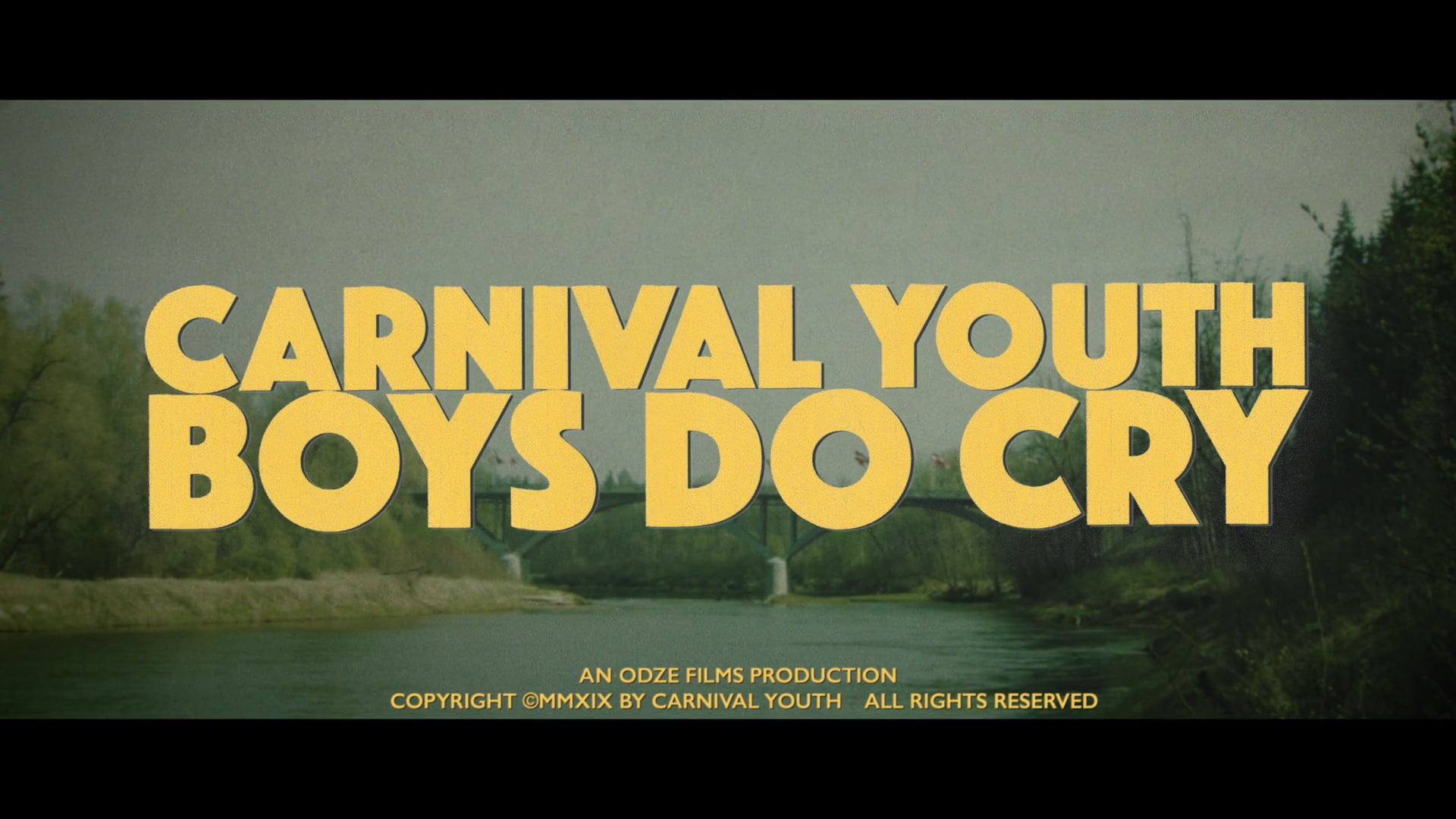 Carnival Youth - Boys Do Cry (2019)