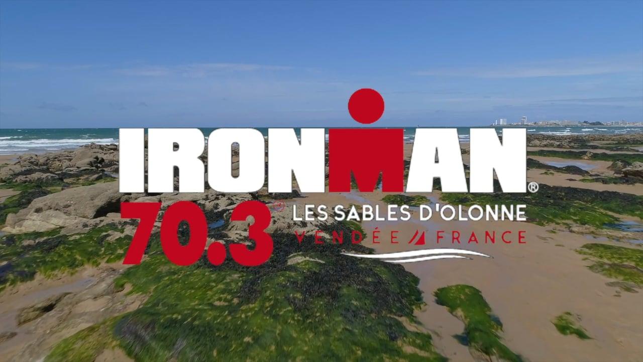26 MN IRONMAN 70.3 SABLES D'OLONNE