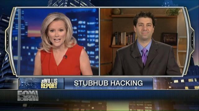 Stubhub Databreach - Hackers using eBay data Digital Investigation