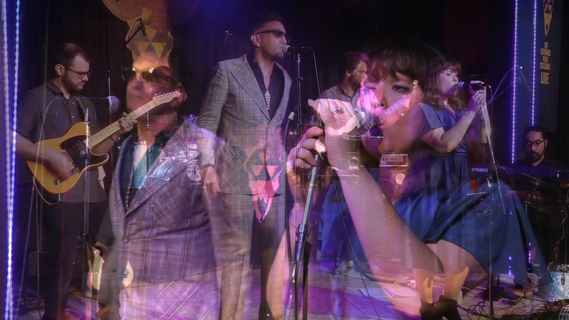'Heard it Through the Grapevine' - The Motown Stax Revue - from The Extended Play Sessions