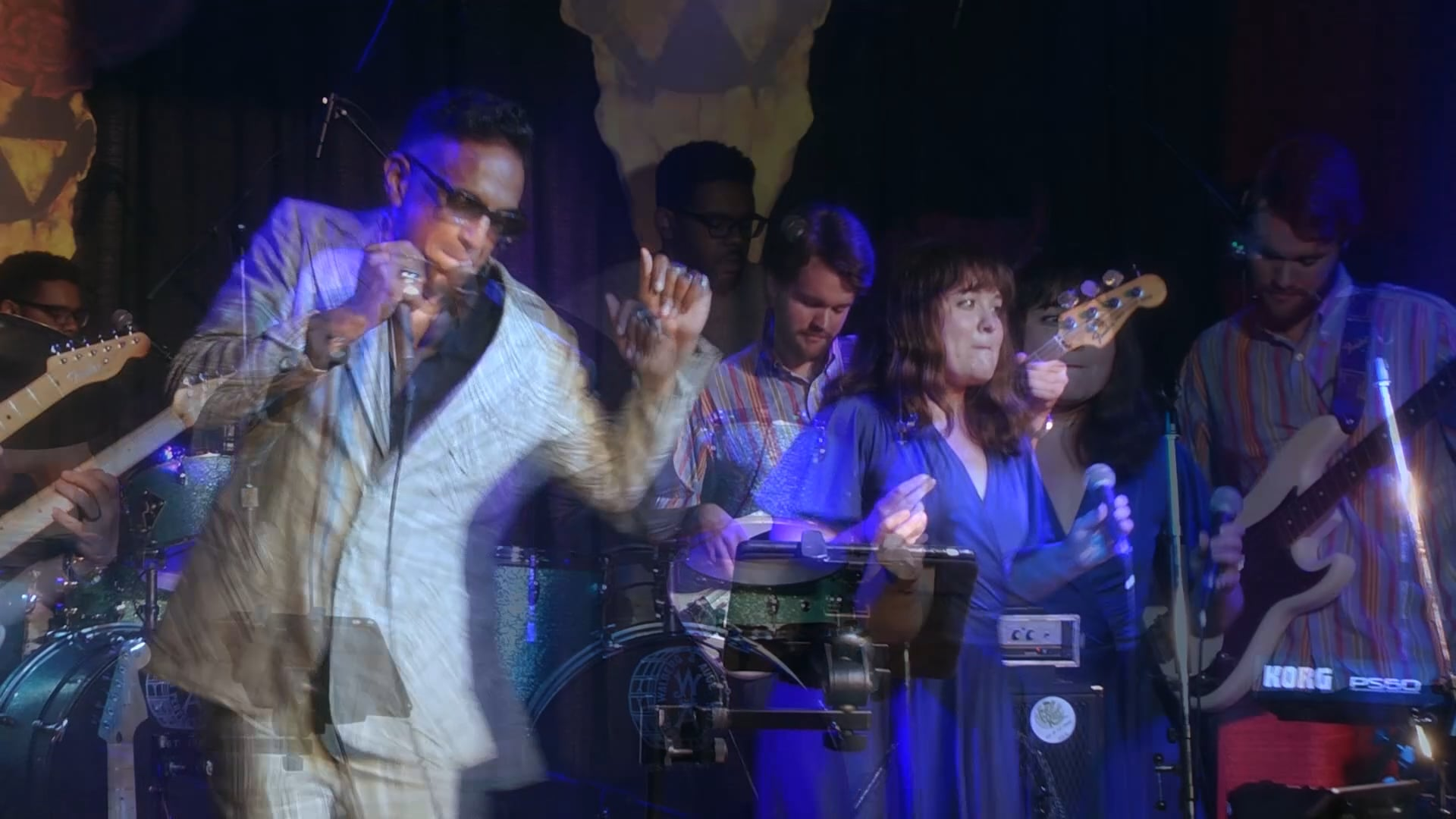 'I Want You Back' - The Motown Stax Revue - from The Extended Play Sessions
