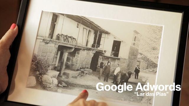 Google / Lar das Pías