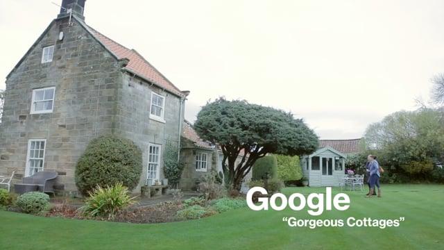 Google Case Studies / Gorgeous Cottages