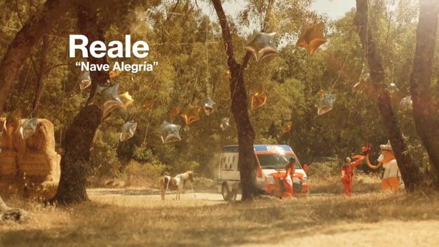 Reale / La nave Alegría